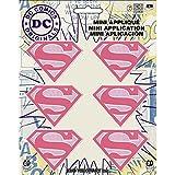 """Application DC Comics Originals Supergirl 6 Pat Ch Set Novelty, 2"""""""
