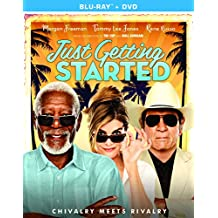 Just Getting Started DVD + BD combo