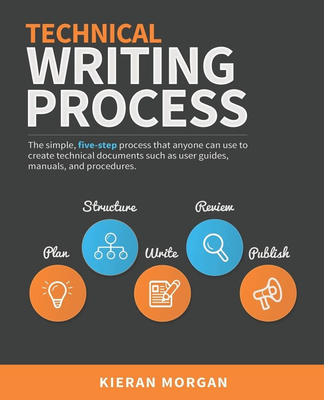 Technical Writing Process: The simple, five-step guide that anyone