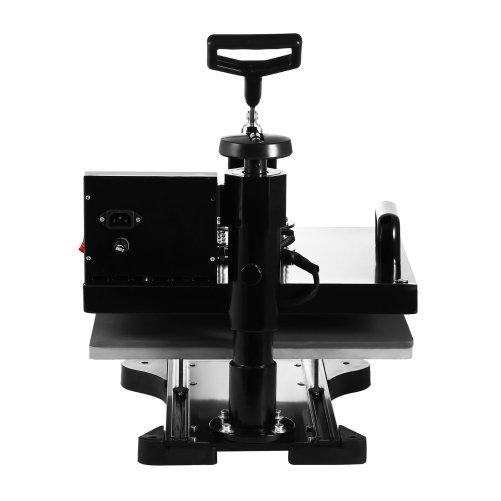 OrangeA Heat Press 5 in 1 Swing Away Heat Press Machine Double-display 1200W
