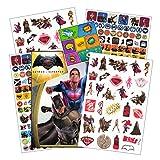 DC Comics Batman v Superman: Dawn of Justice Stickers, 300 Pieces