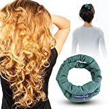 CharlieCurls: On The Go, No Heat Hair Curler 2018 (Teal)