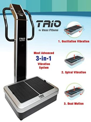 Image result for whole body vibration machine