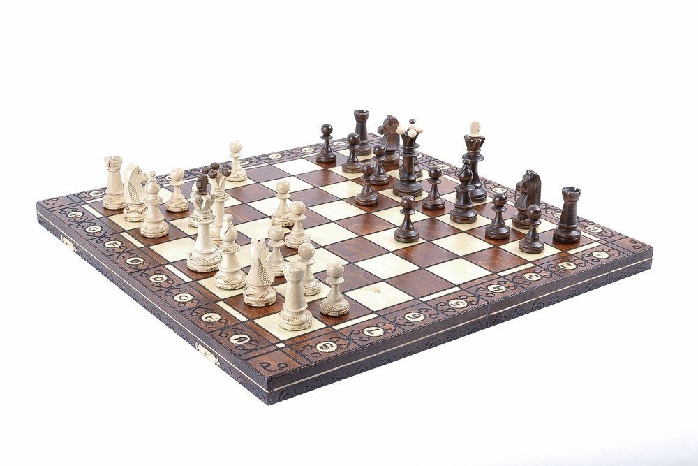 Wegiel Chess Set - Consul Chess Game