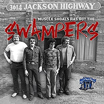 Resultado de imagen de The Swampers - Muscle Shoals Has Got the Swampers