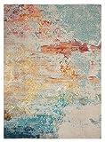 Nourison Celestial Modern Watercolor Area Rug, 6'7