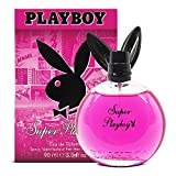 Playboy Super Eau de Toilette Spray for Women, 3 Ounce