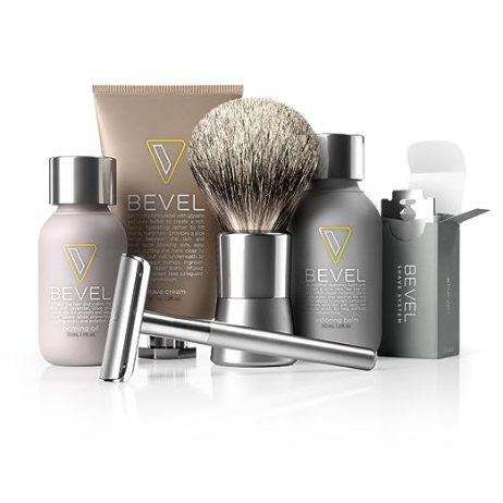 Bevel Shave System Kit,