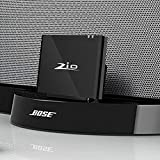 Wireless Bluetooth Music Receiver Adapter for Bose SoundDock,JBL,Philips Lightning Dock Speaker with 8 Pin Port-Provide Extra Long Wireless Range (8 pin Dock)