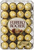 Ferrero Rocher Fine Hazelnut Chocolates, 48 Count Diamond, 21.2 oz