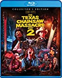 The Texas Chainsaw Massacre 2 (Collector's Edition) [Blu-ray]