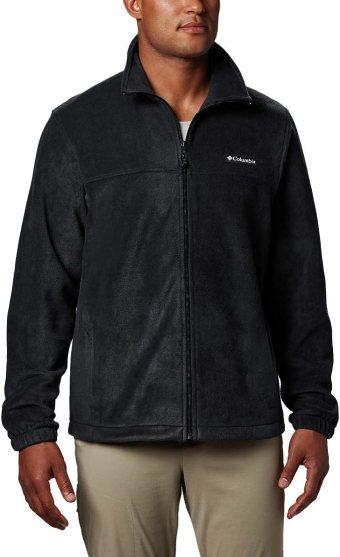 Columbia mens Steens Mountain Full Zip 2.0 Soft Fleece Jacket Fleece Jacket
