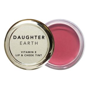 DAUGHTER EARTH Vegan Matte Stain Lip and Cheek Tint