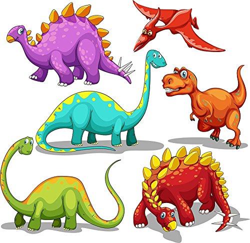 140pcs Tattoos for Kids 20 Desgins Dinosaur Temporary Tattoos for Boys Birthday Party Supplies