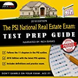 The PSI National Real Estate License Exam: Test Prep Guide