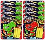 Ja-Ru Ultra Foam Shot Power Party Favor Bundle Pack 5483-8