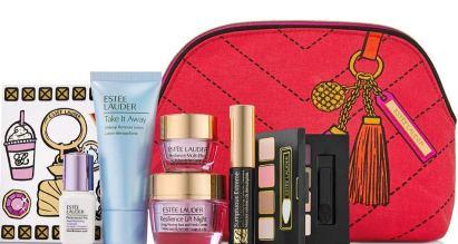 productos en promociones, productos para el rostro, estuches de maquillaje y cuidado de la piel