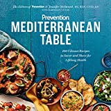 Prevention Mediterranean Table: 100 Vibrant Recipes to Savor and Share for Lifelong Health