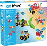 KID K'NEX - Oodles of Pals Building Set - 115 Pieces - Ages 3 and Up Preschool Educational Toy (Amazon Exclusive)