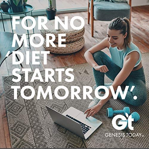 Genesis Today Weight Control Dietary Supplement, 500mg of Green Tea and 425mg of Ginger Root Per Serving, 90 Vegetarian Capsules 4