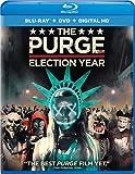 The Purge: Election Year (Blu-ray + DVD + Digital HD)