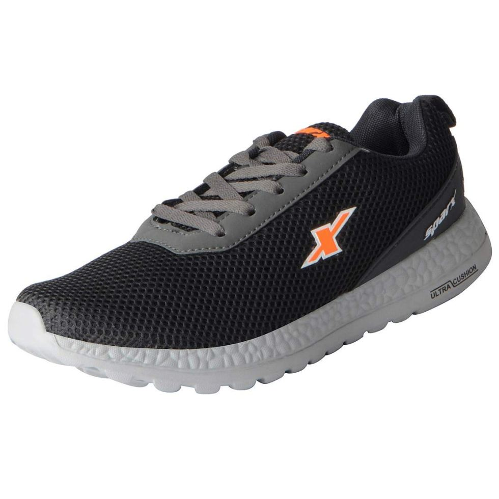 Sparx Men's Mesh Sports Running Shoes Sole : Man Made