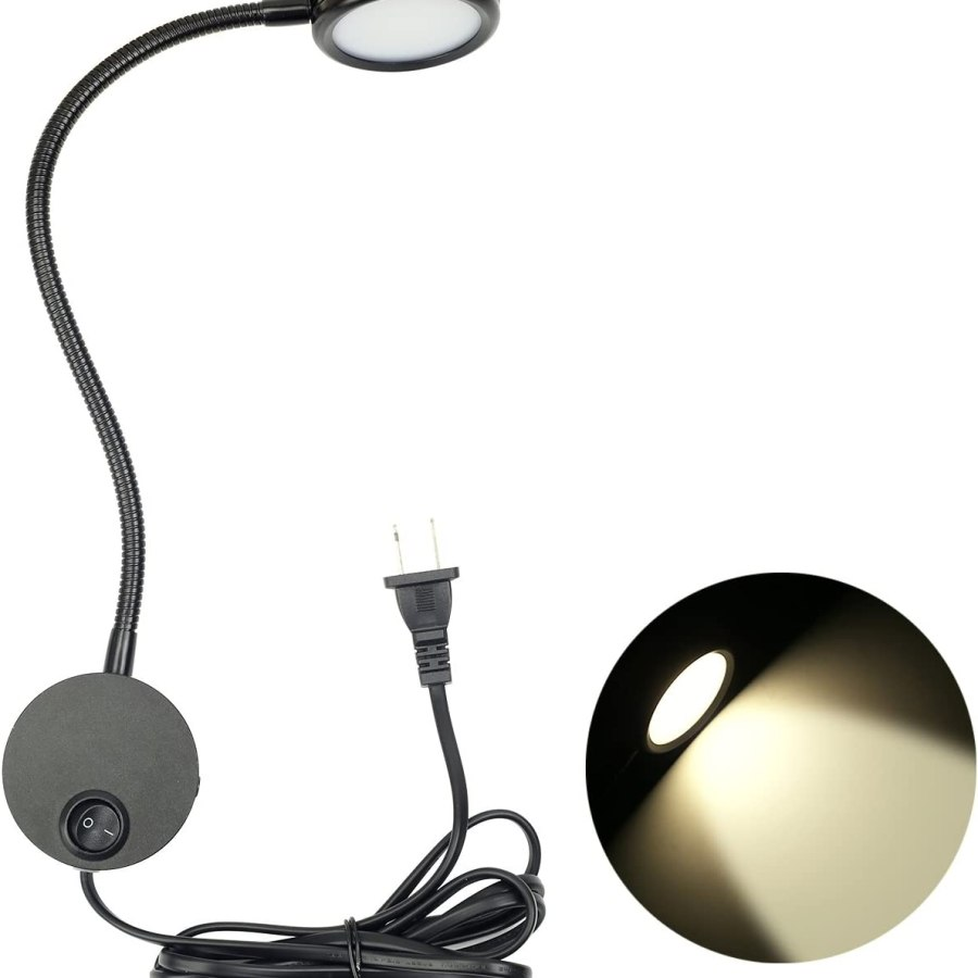 Best Wall Mounted Reading Lights for Bed