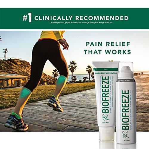 Biofreeze Pain Relief Spray, 4 oz. Aerosol Spray, Colorless deal 50% off 61ea 2B3fSQsL