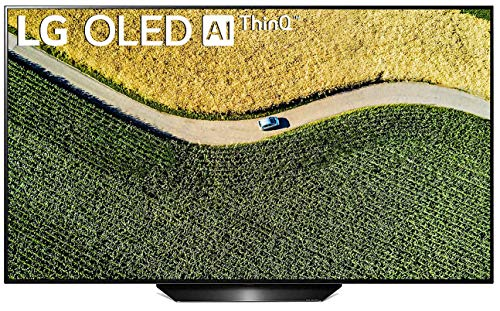 LG 139 cms (55 inches) 4K Ultra HD Smart OLED TV OLED55B9PTA | with Built-in Alexa (PCM Black) (2019 Model) 1