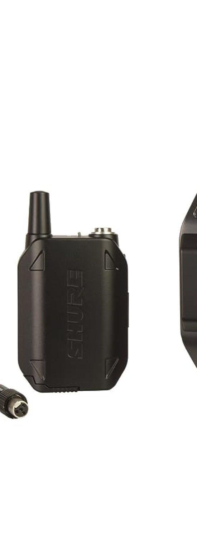 Shure GLXD16 Digital Guitar Pedal Wireless System
