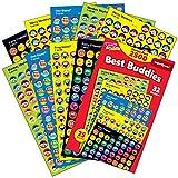 TREND enterprises, Inc. Best Buddies Collection superSpots Variety Pack, 2500 ct