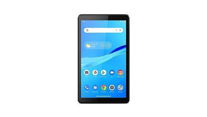 Lenovo Tab M7 (2GB, 32 GB,Wi-fi+4G LTE), Onyx Black