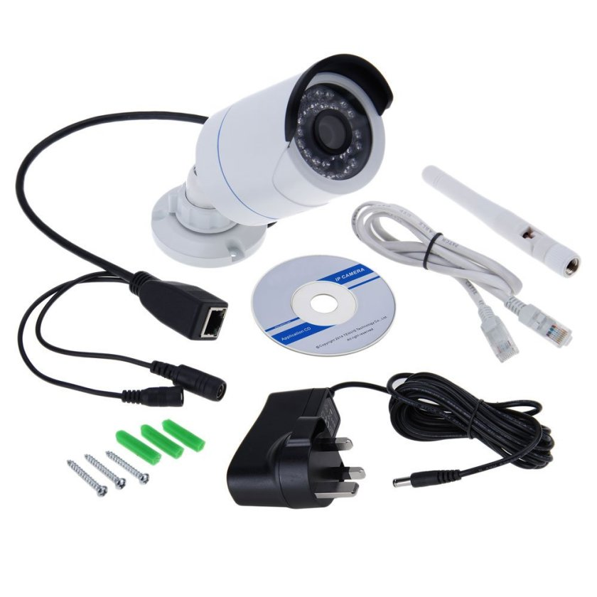 CCTV with Tenvis cameras and ZoneMinder | Don's Blog