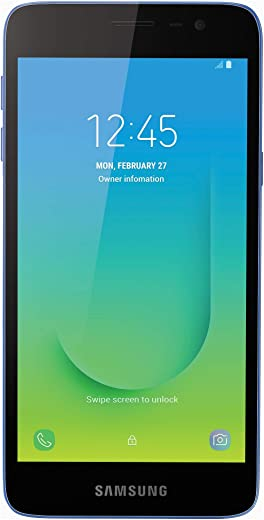 Samsung Galaxy J2 Core (Blue, 1GB RAM, 8GB Storage)