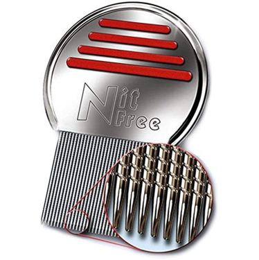 Nit Free Terminator Lice Comb Review