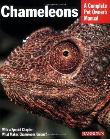 Chameleons-Complete-Pet-Owners-Manual-Paperback--Illustrated-March-1-2005