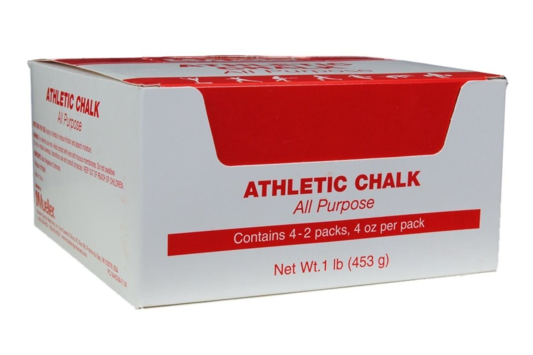 Chalk one 2oz Bar Weight Lifting Powerlifting Gymnastics Chalk