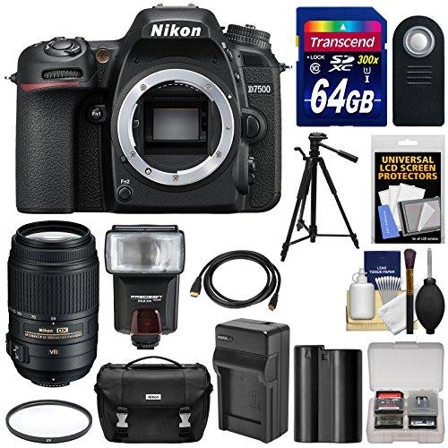 Nikon D7500 Bundle 4