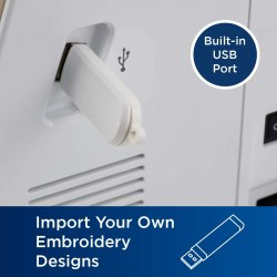 USB port to show your creativity