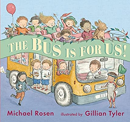 Image result for The bus is for us!