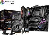 MSI MEG X570 GODLIKE Motherboard (AMD AM4