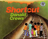 The train tracks ran right by Bigmama's house in Cottondale, and the children were warned to stay off the tracks. But one night they were late, and the tracks were a shortcut, so they started off. And when there was no turning back, they heard the...