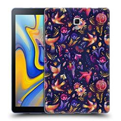 61gKkfkJapL - Official Oilikki Paradise Assorted Designs Soft Gel Case Compatible for Samsung Galaxy Tab A 10.5 2018