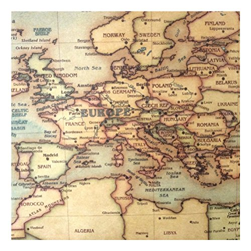 Choose size the old navigation world map huge large vintage style choose size the old navigation world map gumiabroncs Gallery