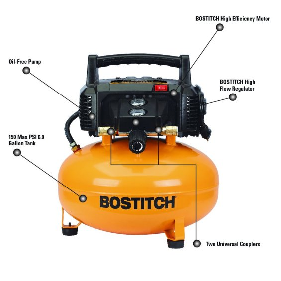 Bostitch BTFP02012 review