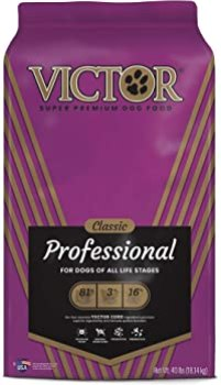 Victor Classic - Professional, Dry Dog Food