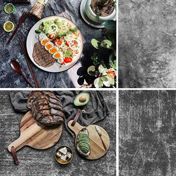 Evanto-165x26-with-2-Designs-Photo-Backdrop-Board-for-Flat-Lay-Food-Photography-Rough-Concrete-Background