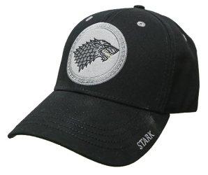 Game of Thrones Stark Baseball Hat