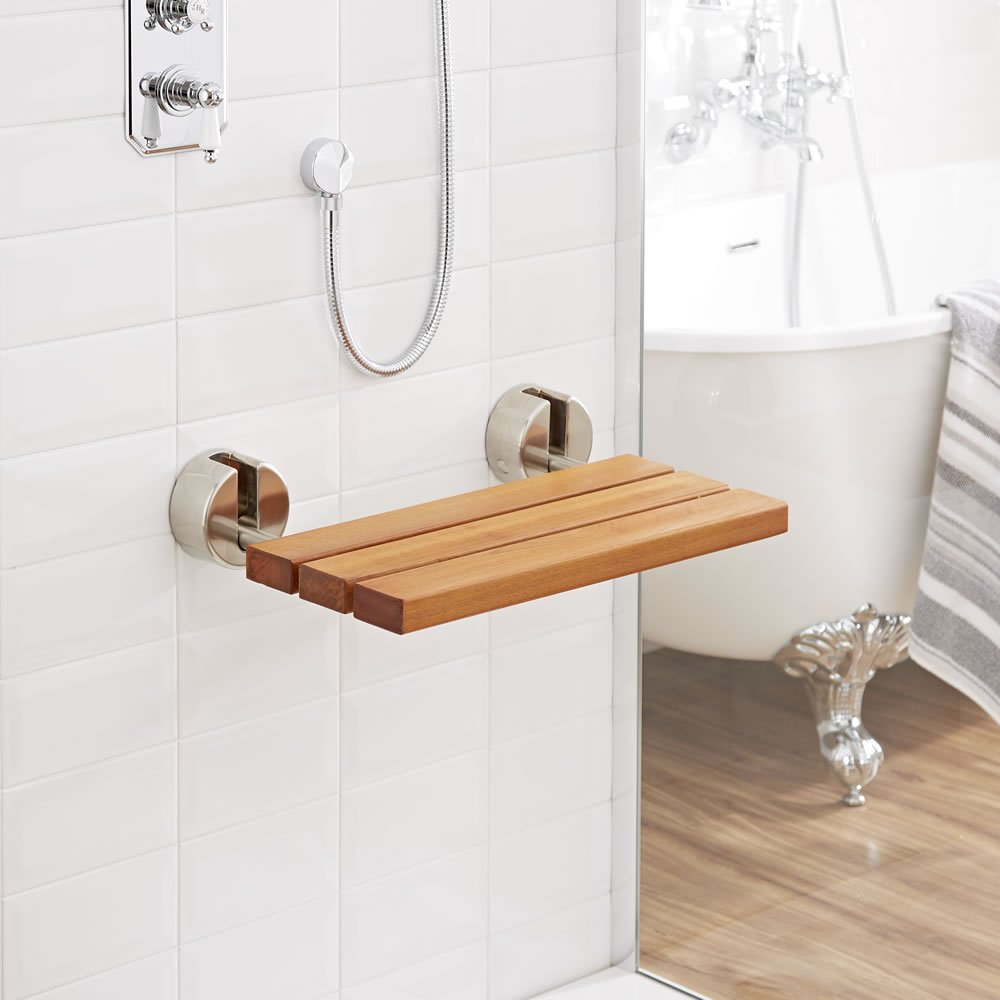If You Already Have A Shower Feel Free To Use The Seat Given Below
