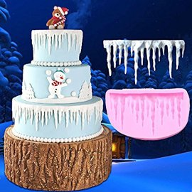 Stampo torta effetto ghiaccio Frozen